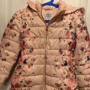 Excellent condition Girls Armani Junior coat
